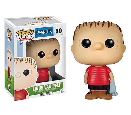 Funko Peanuts POP! TV Linus van Pelt Vinyl Figure #50