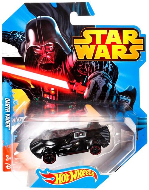 Hot Wheels Star Wars Darth Vader Die-Cast Car
