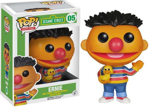Funko Sesame Street POP! TV Ernie Vinyl Figure #05