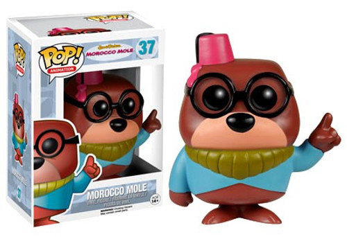 Funko Hanna-Barbera POP! TV Morocco Mole Vinyl Figure #37