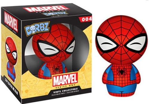 Funko Marvel Dorbz Spider-Man Vinyl Figure #04
