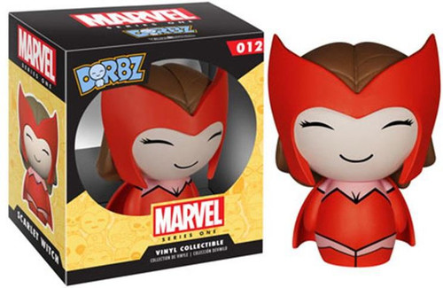 Funko Marvel X-Men Dorbz Scarlet Witch Vinyl Figure #12