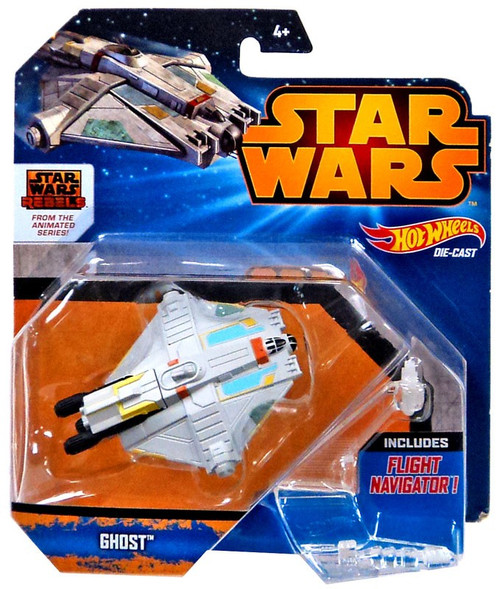 Hot Wheels Star Wars Ghost Diecast Car