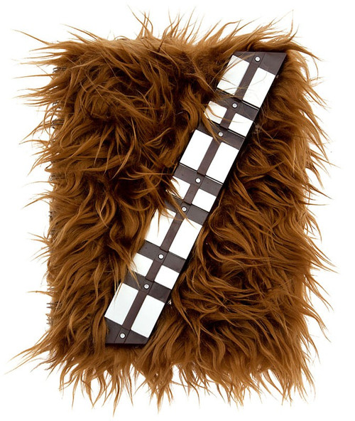 Disney Star Wars Chewbacca Exclusive Journal