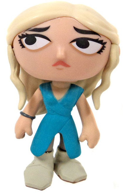 Funko Game of Thrones Series 2 Mystery Minis Daenerys Targaryen 1/12 Common Mystery Minifigure [Loose]
