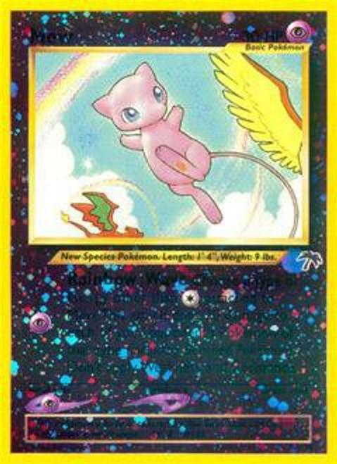 Pokemon Southern Islands Rare Reverse Holo Mew #1