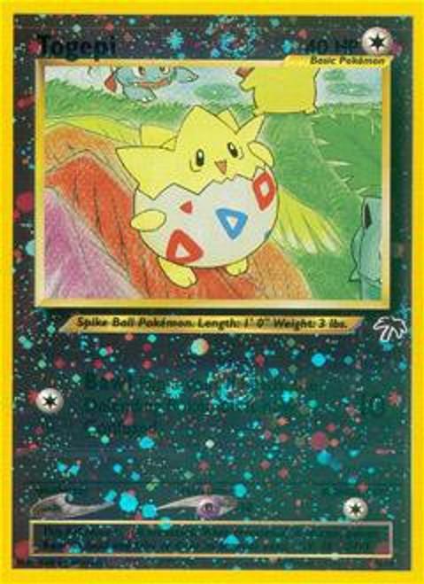 Pokemon Southern Islands Rare Reverse Holo Togepi #4