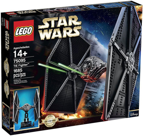 LEGO Star Wars Ultimate Collector Series TIE Fighter Set #75095