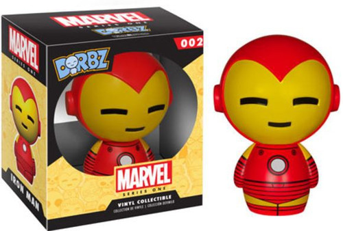 Funko Marvel Dorbz Iron Man Vinyl Figure #02
