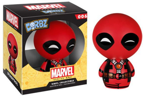Funko Marvel Dorbz Deadpool Vinyl Figure #06