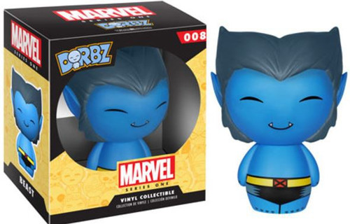 Funko Marvel X-Men Dorbz Beast Vinyl Figure #08