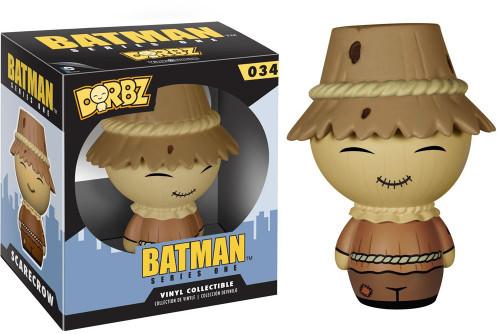 Funko Batman Dorbz Scarecrow Vinyl Figure