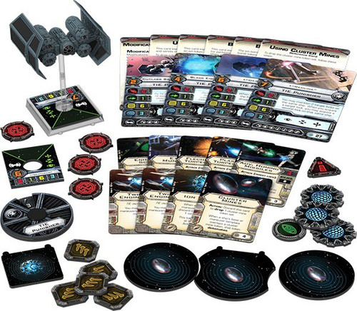 Star Wars X-Wing Miniatures Game TIE Punisher Expansion Pack