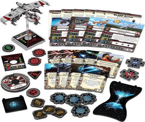 Star Wars X-Wing Miniatures Game K-Wing Fighter Expansion Pack