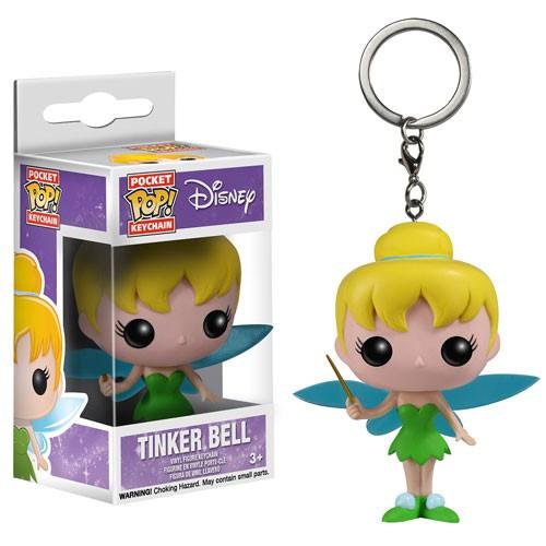 Funko Peter Pan POP! Disney Tinker Bell Keychain