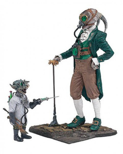 McFarlane Toys McFarlane's Monsters Twisted Land of Oz The Wizard Action Figure