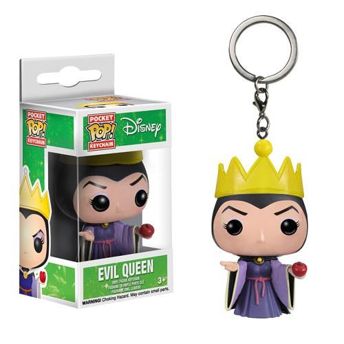 Funko Snow White POP! Disney Evil Queen Keychain [Grimhilde]