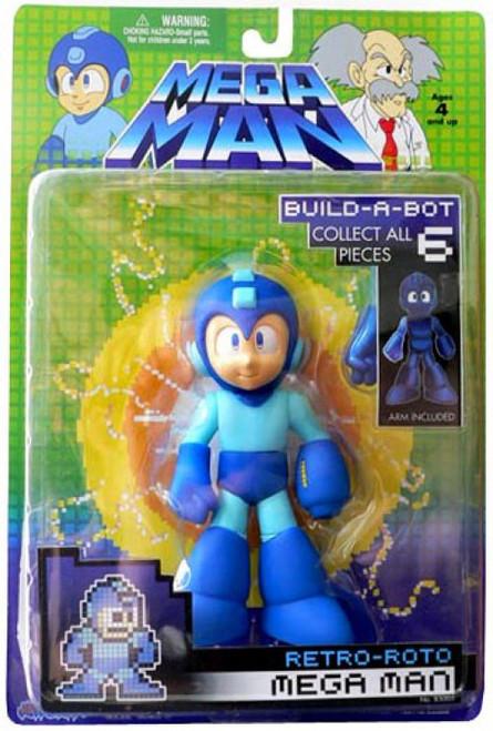 Series 1 Retro Roto Mega Man Action Figure
