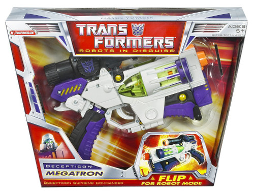 Transformers Robots in Disguise Classics Megatron Voyager Action Figure