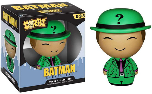Funko Batman Dorbz The Riddler Vinyl Figure
