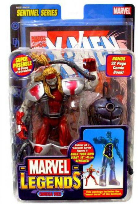 Marvel Legends Series 10 Sentinel Omega Red Action Figure