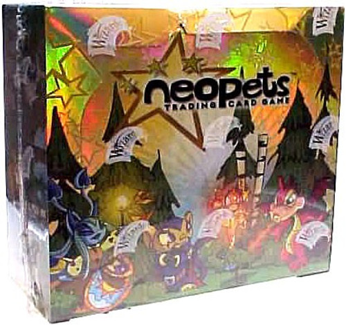 Neopets Trading Card Game Basic Original Booster Box [36 Packs]