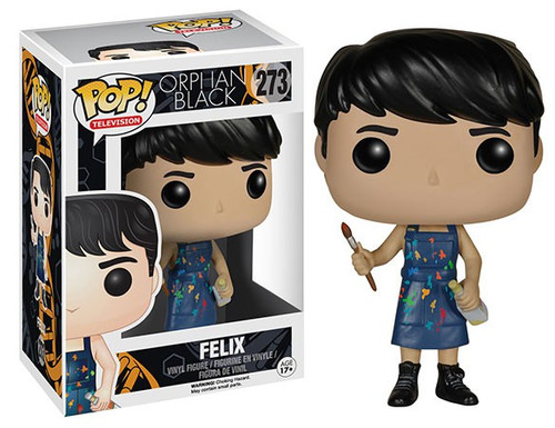 Funko Orphan Black POP! TV Felix Vinyl Figure #273