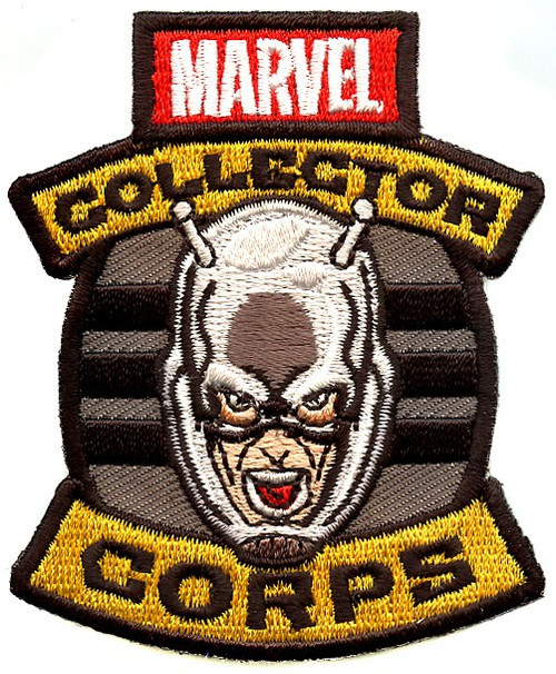 Funko Marvel Collector Corps Ant-Man Exclusive Patch