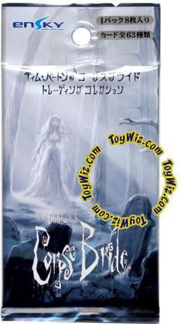 EnSky Japanese Corpse Bride Trading Card Pack