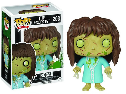 Funko The Exorcist POP! Movies Regan Vinyl Figure #203