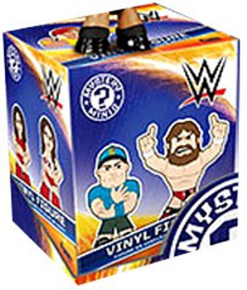 Funko WWE Wrestling Mystery Minis WWE Series 1 Mystery Pack [1 RANDOM Figure]