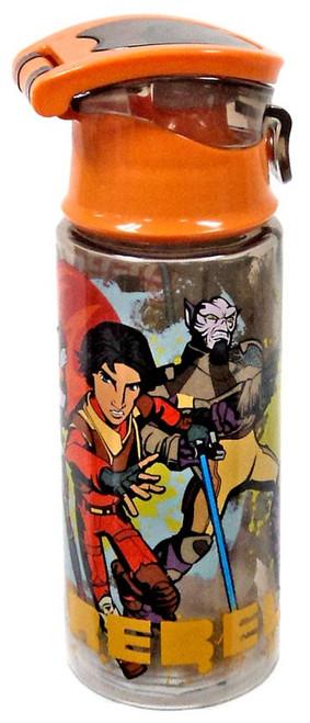 Disney Star Wars Rebels 12 Oz. Water Bottle