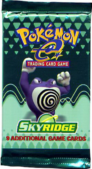 Pokemon Trading Card Game Skyridge Booster Pack [9 Cards]