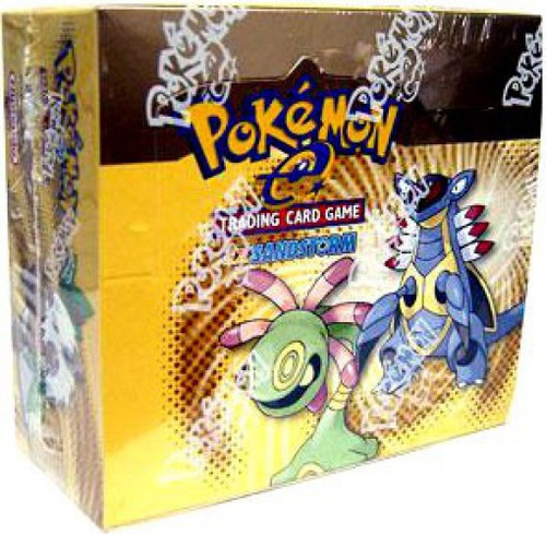 Pokemon Trading Card Game EX Sandstorm Booster Box [36 Packs]