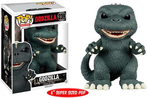 Funko POP! Movies Godzilla 6-Inch Vinyl Figure #239 [Super-Sized]