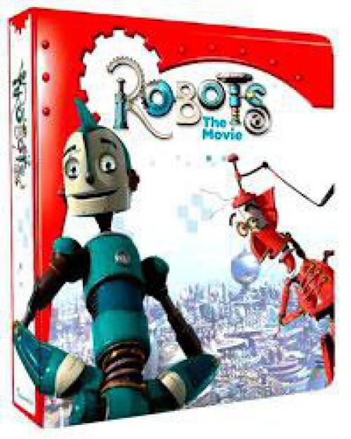 Robots Trading Card Album