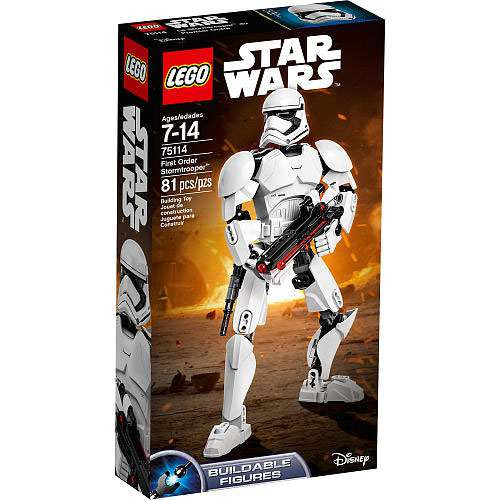 LEGO Star Wars The Force Awakens First Order Stormtrooper Set #75114