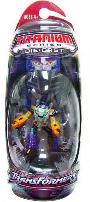 Transformers Titanium Series Megatron Diecast Figure