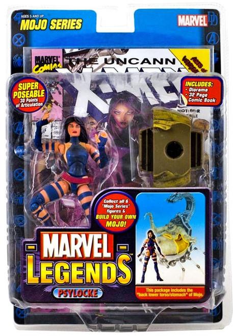 Marvel Legends Series 14 Mojo Psylocke Action Figure