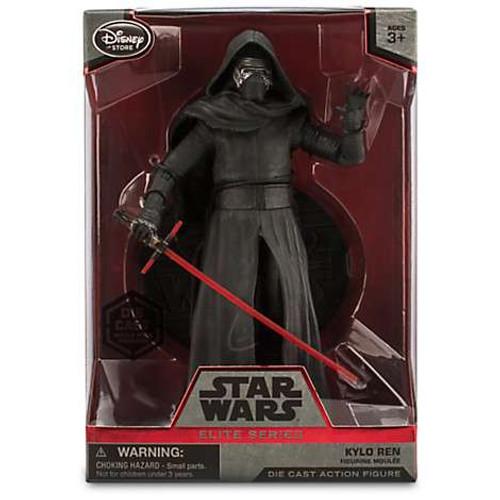Disney Star Wars The Force Awakens Elite Kylo Ren Exclusive 7.5-Inch Diecast Figure [Mask ON]