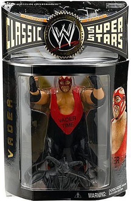 WWE Wrestling Classic Superstars Series 8 Vader Action Figure