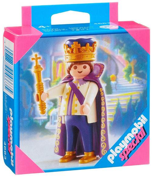 Playmobil Special Royal King Set #4663