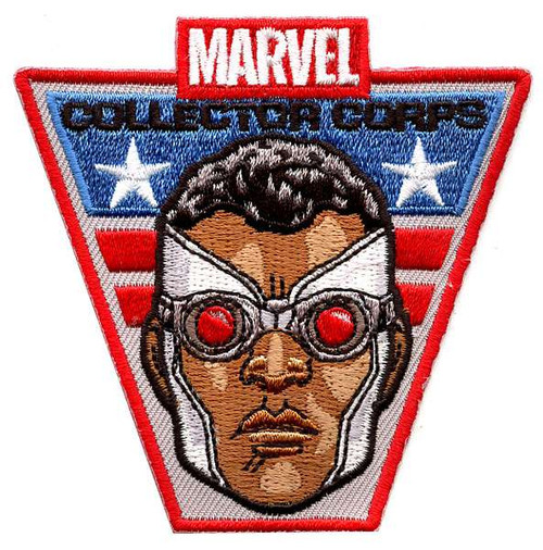 Funko Marvel Collector Corps Falcon Exclusive Patch