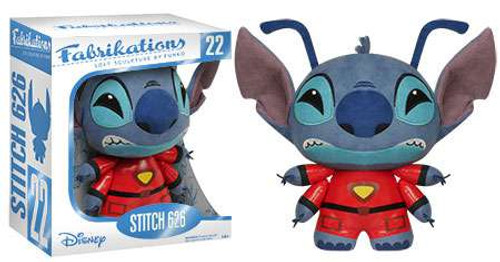 Disney Lilo & Stitch Funko Fabrikations Stitch 626 Plush #22