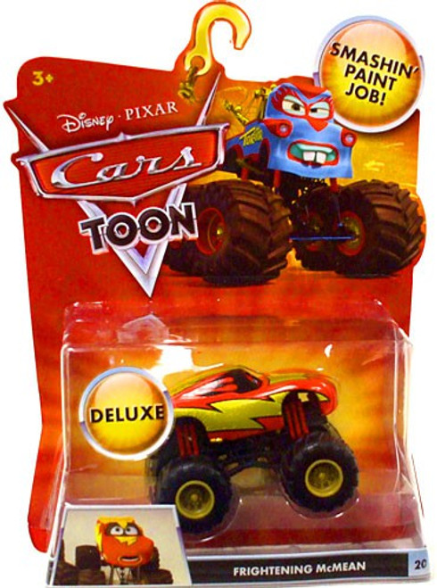 Disney / Pixar Cars Cars Toon Deluxe Oversized Frightening McMean Diecast Car