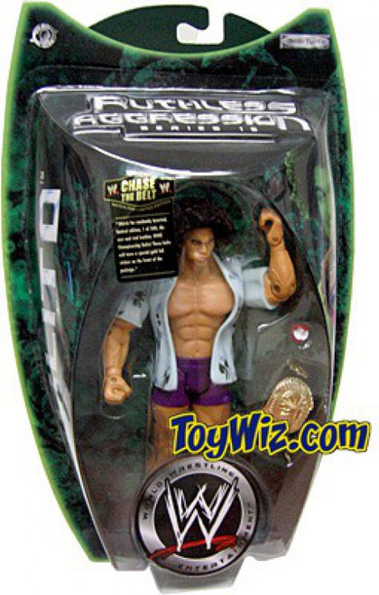 WWE Wrestling Ruthless Aggression Series 15 Carlito Caribbean Cool Action Figure [Gold Belts Giveaway]