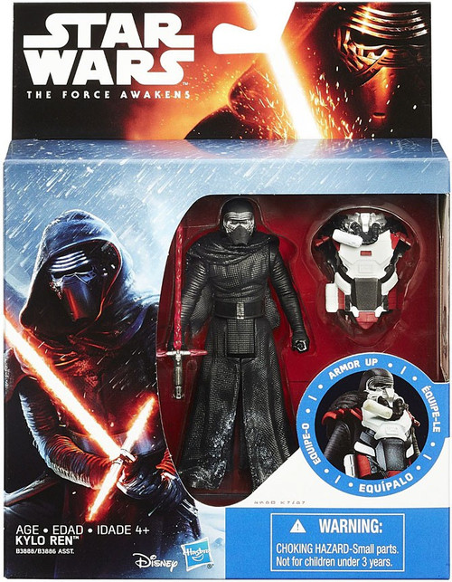 Star Wars The Force Awakens Mission Armor Kylo Ren Action Figure [Snow Mission Armor]