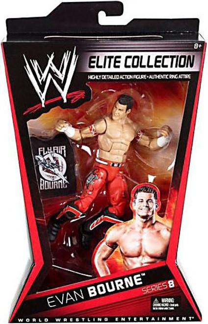 WWE Wrestling Elite Collection Series 8 Evan Bourne Action Figure
