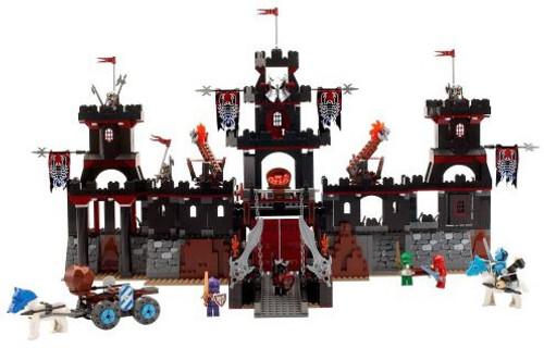 LEGO Knights Kingdom Vladek's Dark Fortress Set #8877