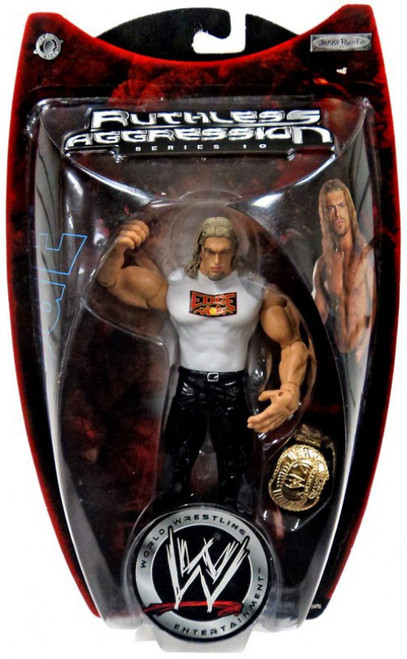 WWE Wrestling Ruthless Aggression Series 10 Edge Action Figure